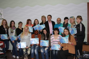 Семинар по трихологии, Днепропетровск